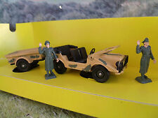 1/43 Solido (France)  Military  Jeep  auto-union #6037