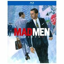 Mad Men: Season 6 (Blu-ray Disc, 2013, 3-Disc Set)