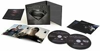 ZIMMER Hans 2-CD Man Of Steel  - Limited Deluxe Edition Digipak - EUROPE