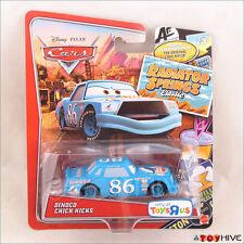 Disney Pixar Cars Dinoco Chick Hicks Radiator Springs Classic ToysRUs exclusive