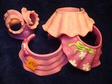 MON PETIT PONEY *my little pony N°617 accessoires - lot vêtements plastique