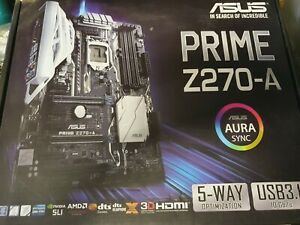 (NEW) ASUS PRIME Z270-A Motherboard