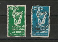 IRELAND AN TOSTAL 1953 SG154/5 VERY FINE USED  SUPERB