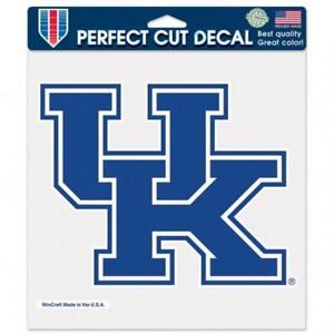 """Kentucky Wildcats 8""""x8"""" Perfect Cut Car Decal [NEW] NCAA Car Auto Sticker Emblem"""