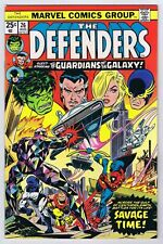 Defenders # 26 Comic Book 1975 in VF- Condition