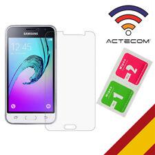 Actecom@ protector de pantalla para Samsung Galaxy Note 8 cristal templado 5 cristales 2 packs toallitas