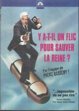 DVD   Y A-T'IL UN FLIC POUR SAUVER LA REINE ?