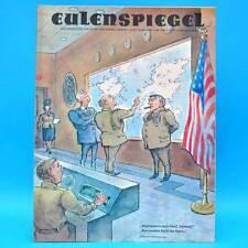 Eulenspiegel 9/1986 | DDR-Wochenzeitung für Satire und Humor | Geburtstag A