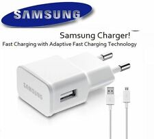 100% OG Samsung Fast 2A Charger with Free Micro USB Cable for Android Phones