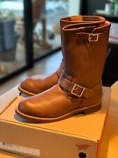 bottes Redwing engineer amber harness 9,5 US