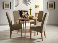 Unbranded Oak Piece Table & Chair Sets 5