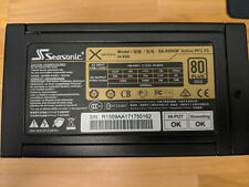 SeaSonic X Series 850 W 80+ Gold Certified Fully Modular ATX Power Supply