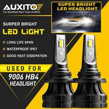 Super Bright COB Chips 60W 7000K 9000LM Cool White wsiiroon H7 LED Headlight Bulb 2 Pack Hi//Lo Beam//Fog Light Bulbs