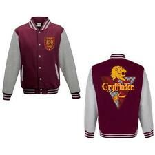 Harry Potter - Gryffindor Varsity Baseball Jacket - New & Official Warner Bros