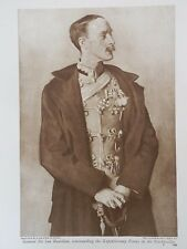 1915 GENERAL SIR IAN HAMILTON COMMANDING DARDANELLES GALLIPOLI FORCE WWI WW1