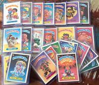 1985-88 Garbage Pail Kids Repack 1st - 8th Series Possible Adam Bomb 💣FUN!