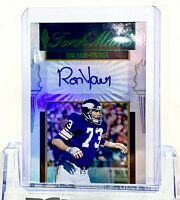 2019 Panini Passing The Torch RON YARY Torch Marks Auto HOF🔥(5/10)🔥 Ultra Rare