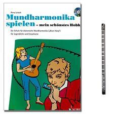 Mundharmonika spielen mein schönstes Hobby, CD, MusikBleistift -  9790001130691