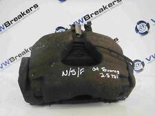 Volkswagen Touareg 2002-2007 2.5 TDI Passenger NSF Front Brake Caliper