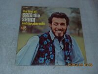 The Best Of Sam The Sham And The Pharoahs (Vinyl 1966 MGM) Original Record Album