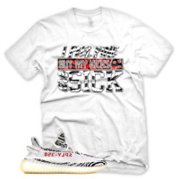 "New ""SICK KICKS"" T Shirt for Adidas Yeezy 350 V2 Zebra Butter Beluga Mauve"
