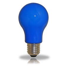 LED souce d'éclairage forme de poire 3W = 25w E27 Bleu intérieur & extérieur