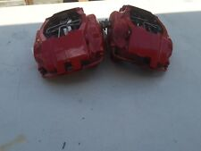 02-05 Maserati 4200 M138 Coupe Rear Red brake caliper set