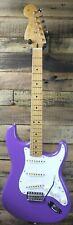 Fender Jimi Hendrix Stratocaster Electric Guitar -Ultraviolet #MX18161218 /R1962
