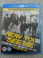 Now You See Me (Blu-ray Disc, 2013) NEW