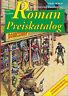 Roman Preiskatalog 8. Auflage plus Jugend- und Musikzeitschriften