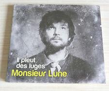 CD ALBUM DIGIPACK IL PLEUT DES LUGES - MONSIEUR LUNE 10 TITRES NEUF SOUS CELLO