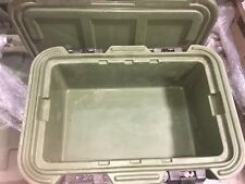 MILITARY CAMBRO UPCS180 FOOD STORAGE CONTAINERS NO INSERTS CATERING TRANSPORT