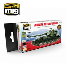 AMIG7109 MODERN RUSSIAN CAMO COLORS