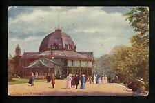 Tuck postcard United Kingdom Oilette #1657 Buxton The Pavilion
