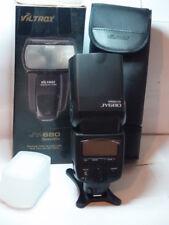 Pro Digital De Velocidad De Luz De Flash 680 Para Pentax Canon Nikon Olympus Panasonic Lumix