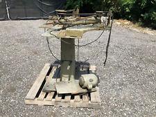 Vintage Royle Pantograph Engraver 110 220v Motor Cast Iron Base Cutters 1930s