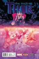 The Mighty Thor #3  Marvel 1ST PRINT COVER A Jane Foster Jason Aaron