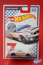 2017 Hot Wheels Racing Circuit '15 Shelby GT-500 Super Snake, No. 7/10