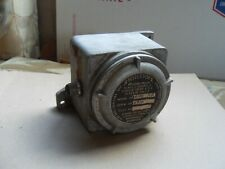 Killark Rotector Receptacle Outlet Box Hazardous Location