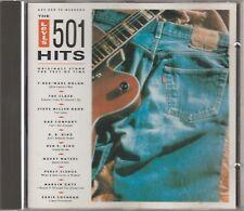 The Levi's 501 Hits**Germany VA CD** The Clash, T-Rex, Bad Company, B.B. King