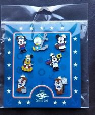 Disney Trading Pins Cruise Line Booster Set