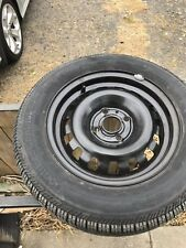 HOLDEN TS ASTRA WHEEL 4 Stud STANDARD/STEEL FACTORY, 14 INCH RIM, AND TYRE NEW