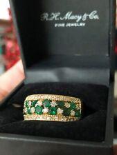 Precious Morganite Diamond Ring 14k Rose Gold Strawberry Champagne
