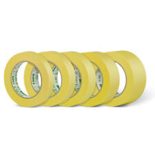 Masking Tape Indoor/Outdoor DIY Painting Decorating Strong 80°C 19-50MM x 50M