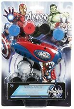 OFFICIAL MARVEL AVENGERS DISC SHOOTER KIDS FUN XMAS GIFT TOY PRESENT BOYS NEW