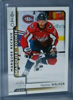 2017-18 Upper Deck O-Pee-Chee Update #630 Marquee Rookie RC Nathan Walker