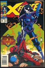 X-FORCE #23 Deadpool vs Domino 1993 Marvel VF+