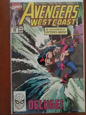 Marvel | West Coast Avengers| NM- | 1st PRINT | #59
