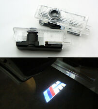 2x LED Car Welcome Laser ///M Logo Shadow Projector Light for BMW E60 E90 F10