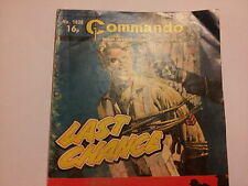 vintage commando comic